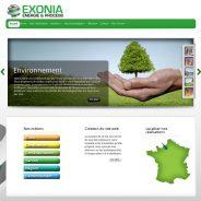 Création du site web